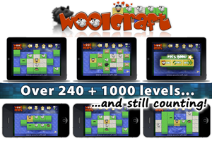 Woolcraft best game on ipad