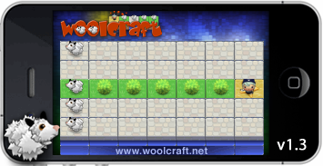 Woolcraft level editor nov 2012