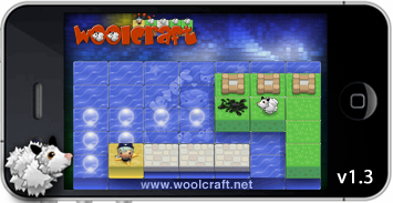 Woolcraft level editor dec 2012