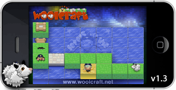 Woolcraft level editor jan 2013