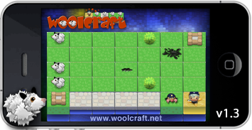 Woolcraft level editor may 2013