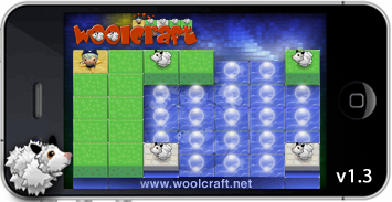 Woolcraft level editor aug 2013