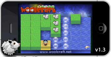 Woolcraft level editor sep 2013