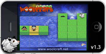 Woolcraft level editor dec 2013