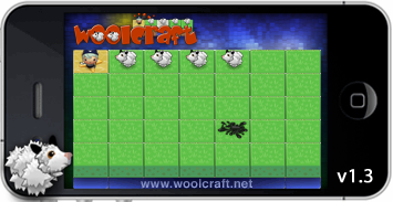 Woolcraft level editor aug 2014