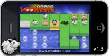 Woolcraft level editor oct 2016
