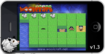 Woolcraft level editor may 2017