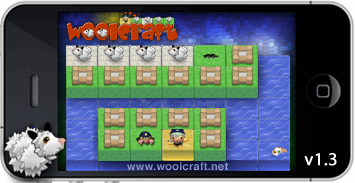 Woolcraft level editor aug 2017