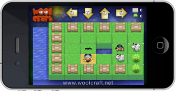 Woolcraft level editor oct 2013