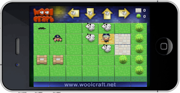 Woolcraft level editor sep 2014