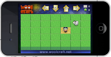 Woolcraft level editor may 2011